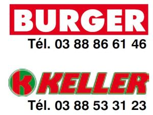 Logo Burger Keller