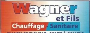 Logo Wagner&Fils