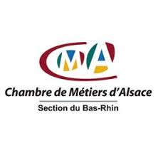 logo CMA section Bas Rhin