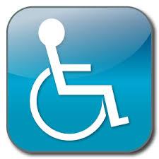 logo fauteuil roulant