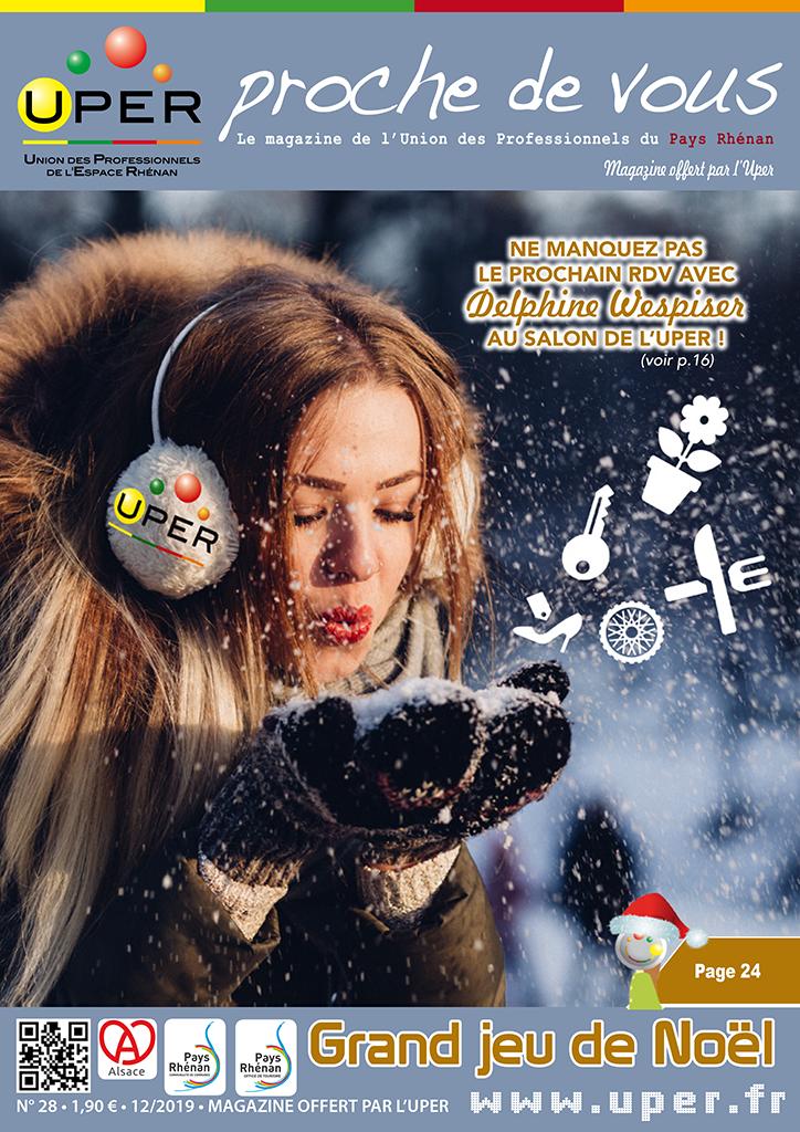 Magazine de l'UPER 12/2019